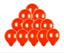 100pcs Red Colorful Latex Balloon 12 inch Wedding Birthday Bachelorette Party