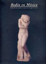 RODIN IN MEXICO. Sumptuous 185-Page Hardback Book. Free UK Post