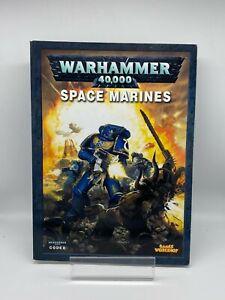 Warhammer 40,000 - Space Marines Codex (2008)