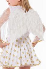 Engel Federflügel weiß für Kinder NEU - Zubehör Accessoire Karneval Fasching