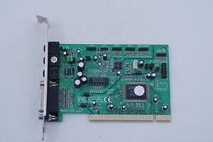 Carte Son Crystal 4281 PCI