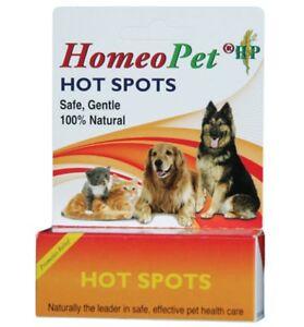 HomeoPet Hot Spots Multi-Species15ml