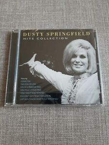 DUSTY SPRINGFIELD HITS COLLECTION CD ALBUM NEW AND SEALED