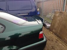 bmw e36 Coupe rear spoiler wing trunk spoiler ducktail lid lip Saloon M3 Wing