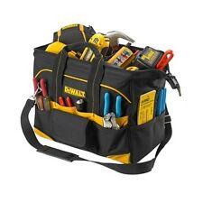 "DeWalt DG5543 - 16"" Tradesman's Handy Man 33 Pocket Tool Bag Box Shoulder Strap"