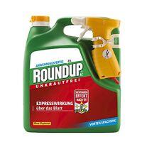 Roundup AC 3 Liter - Unkrautbekämpfung Unkraut Unkräuter Glyphosat-frei