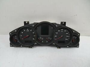 07-10 Porsche Cayenne 957 #1167 instrument cluster speedometer 7L5920975E