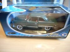 Solido Ford '49 Coupe in Green on 1:18 in Box
