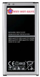 Premium Replacement Internal EB-BG900BBC Battery for Samsung Galaxy s5 sVphone