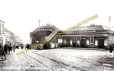 George Lane (South Woodford) Railway Station Photo. Snaresbrook - Woodford. (3)