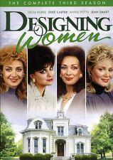 Designing Women: The Complete Third Season [4 Discs] (DVD Used Very Good)