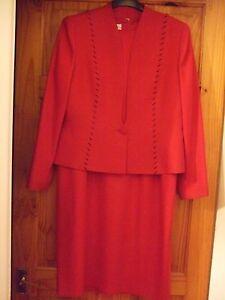 Condici Set (size 16) Dress & matchingJacket