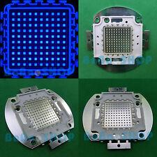 100W Royal Blue 455nm High Power COB LED Lamp Light Spotlight Aquarium Plant