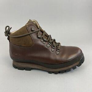 Brasher Hillmaster GTX Brown Leather Hiking Walking Waterproof Boots 38 UK5