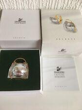 Swarovski Crystal Secrets Memories Clock Hand Bag