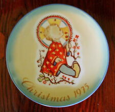"""Berta Hummel Decorative Collector Plate """"Christmas Child� made in West Germany"""