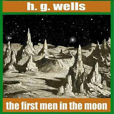H. G. WELLS - 6 Audiobook Collection - The First Men in The Moon + More DVD Rom