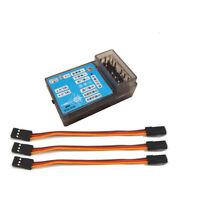 3 Axis Gyro RC Fixed-Wing Airplane Flight Stabilization Controller RC Heli