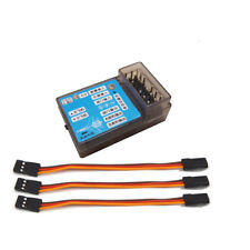 3 Axis Gyro RC Fixed-Wing Airplane Flight Stabilization Controller