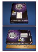 2002 Gamecube Action Replay Empty Box Featuring Zelda On Front Cover! Box Only!