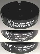 ASHTRAY CASINO LAS VEGAS FLAMINGO CAPRI IMPERIAL GLASS