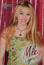 MILEY CYRUS - A3 Poster (ca. 42 x 28 cm) - Hannah Montana Clippings Sammlung NEU