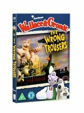 Wallace and Gromit – The Wrong Trousers [Dvd] [1993][Region 2]
