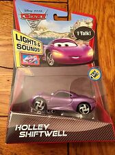 Mattel Disney Pixar Cars 2 HOLLEY SHIFTWELL Lights & Sounds Car Rare