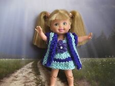 shelly kelly barbie tommy Puppenkleider Puppenstube Handarbeit Unikat Nr. 45