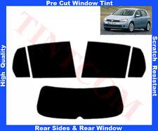 Pellicola Oscurante Vetri Auto Pre-Tagliata VW Golf VI 5P 2008-2011 da 5% a 50%