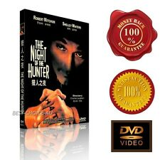 The Night of the Hunter (1955) - Robert Mitchum - NEW DVD