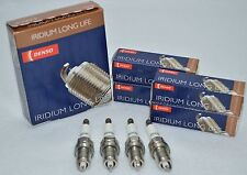DENSO SK20R11 Long-Life Iridium Spark Plugs #3297 Made in Japan pack of 4