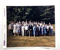 Vintage 8 x 10 Photo NASA Greenbelt Maryland Goddard Space Flight Center Group