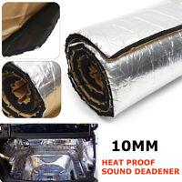 100 X 40cm 10mm Estera Aislante Coche Calor Aislamiento Acústico Insonorización
