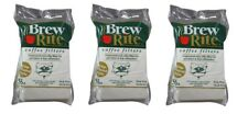 Brew Rite Wrap Around Style Coffee Maker Paper Filters 41-551 165 Ct