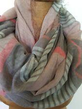 Stola Coveri collection strisce 100% viscosa