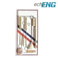 Set/kit SCOVOLINI PROFESSIONALI, scovolino per la pulizia dell'AEROGRAFO - FI 80
