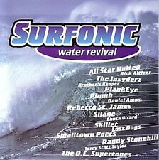 Surfonic-Water Revival CD/Keaggy/Taylor/Maderia/Eugene