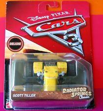 CARS 3 - SCOTT TILLER - Mattel Disney Pixar