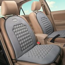 Seat Covers Grey Cushion Therapy Massage Bubble Foam Chair Seat Pad Cover