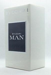 BVLGARI Bulgari Man 100ml Eau De Toilette Pour Homme EDT & OriginalVerpackt