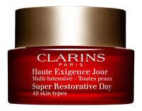 Clarins Super Restorative Day Cream 1.7 oz. Sealed Fresh