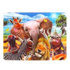 Howard Robinson Super 3D Moving Postcards, Animals & Animal Selfies, 12 Designs