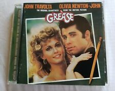 GREASE - ORIGINAL MOTION PICTURE SOUNDTRACK CD