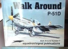 SQUADRON SIGNAL WALK AROUND N.7-P-51D MUSTANG-BY LARRY DAVIS