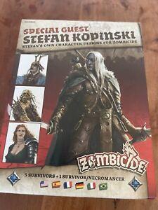 CMON Boardgame Special Guest Box - Stefan Kopinski Zombicide, Missing Azure