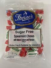 Thornes Sugar Free Sweets Suitable for Diabetics 14 Flavours 100 gram bags