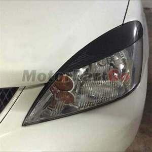 Carbon fiber Eyelid Eyebrow For Mitsubishi Lancer Ralliart Sportback LS 04-2006