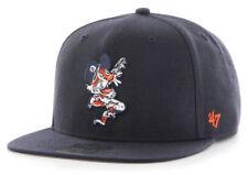 DETROIT TIGERS MLB FLAT BILL VINTAGE 1967 RETRO SNAPBACK CAP HAT NWT RARE! '47