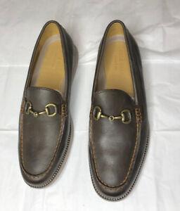 Cole Haan Men's Original Grand Venetian Horsebit Slip-On Loafer 9.5. C23382
